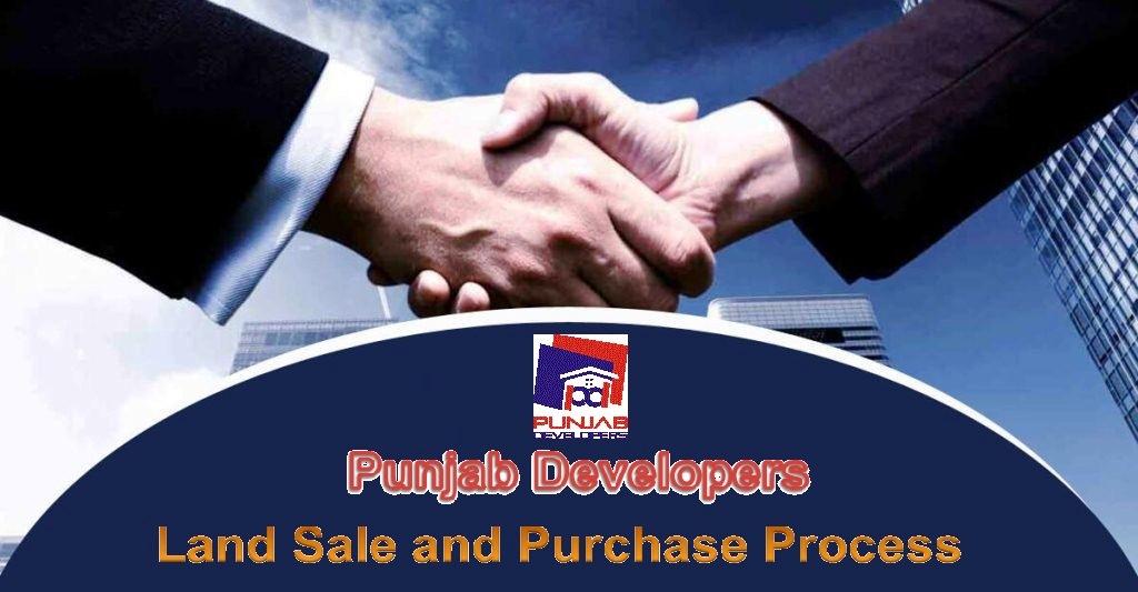 Punjab Developers Land Sale and Purchase Process