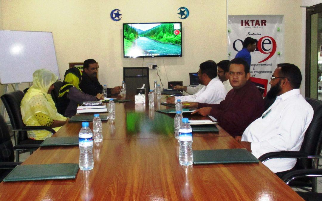 Punjab Developers General Staff Meeting